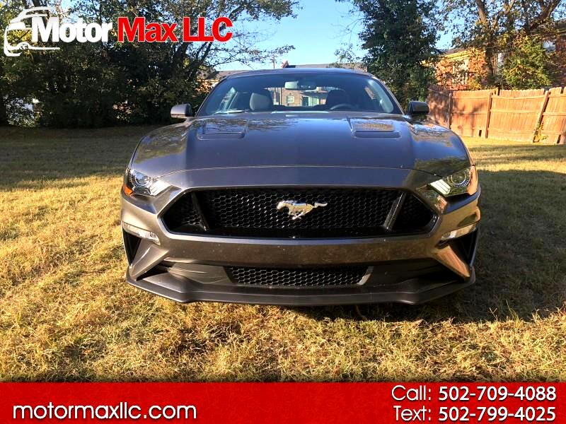 2018 Ford Mustang 2dr Cpe GT