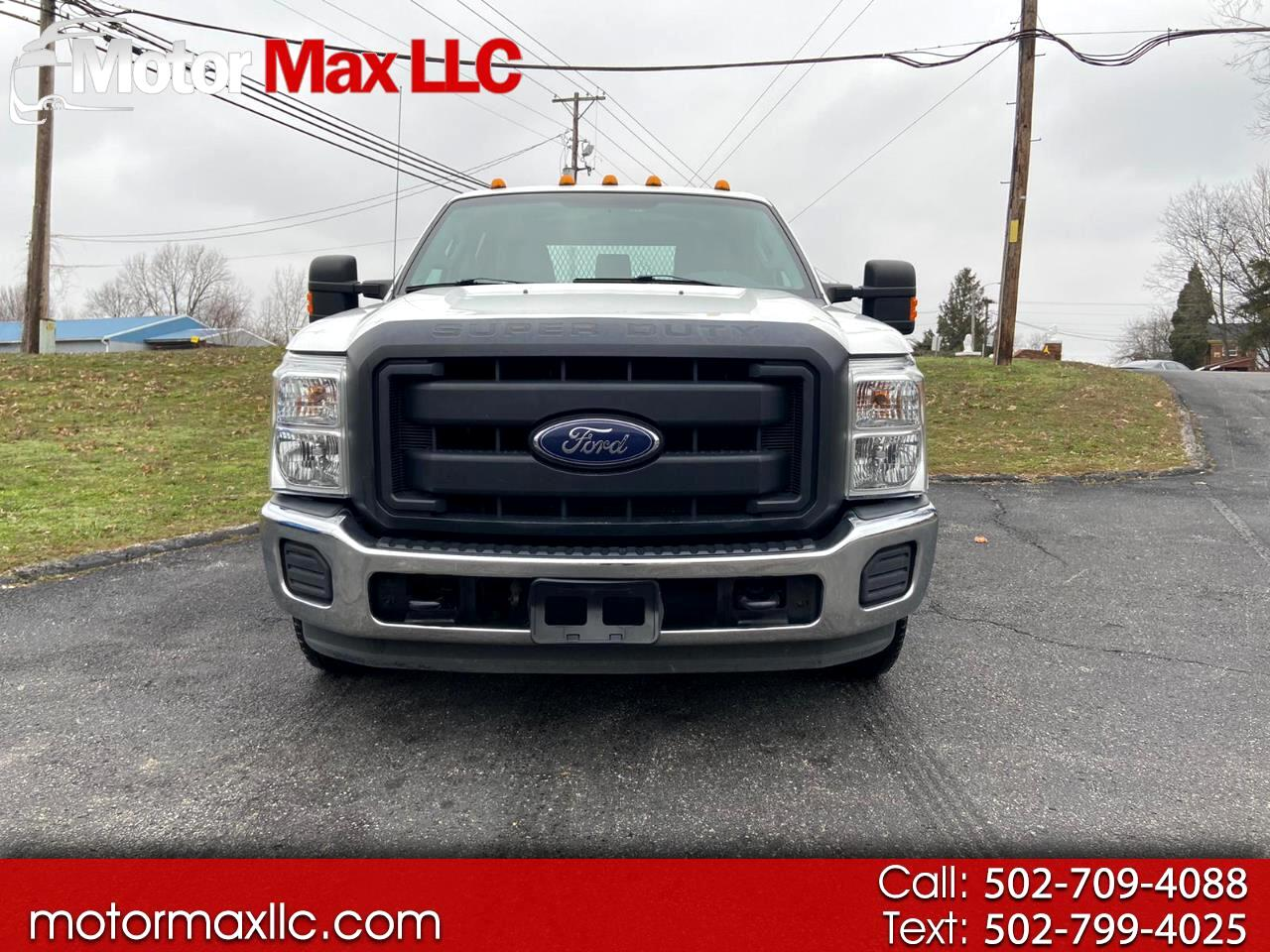 Ford F-350 SD XLT Crew Cab Long Bed DRW 2WD 2015