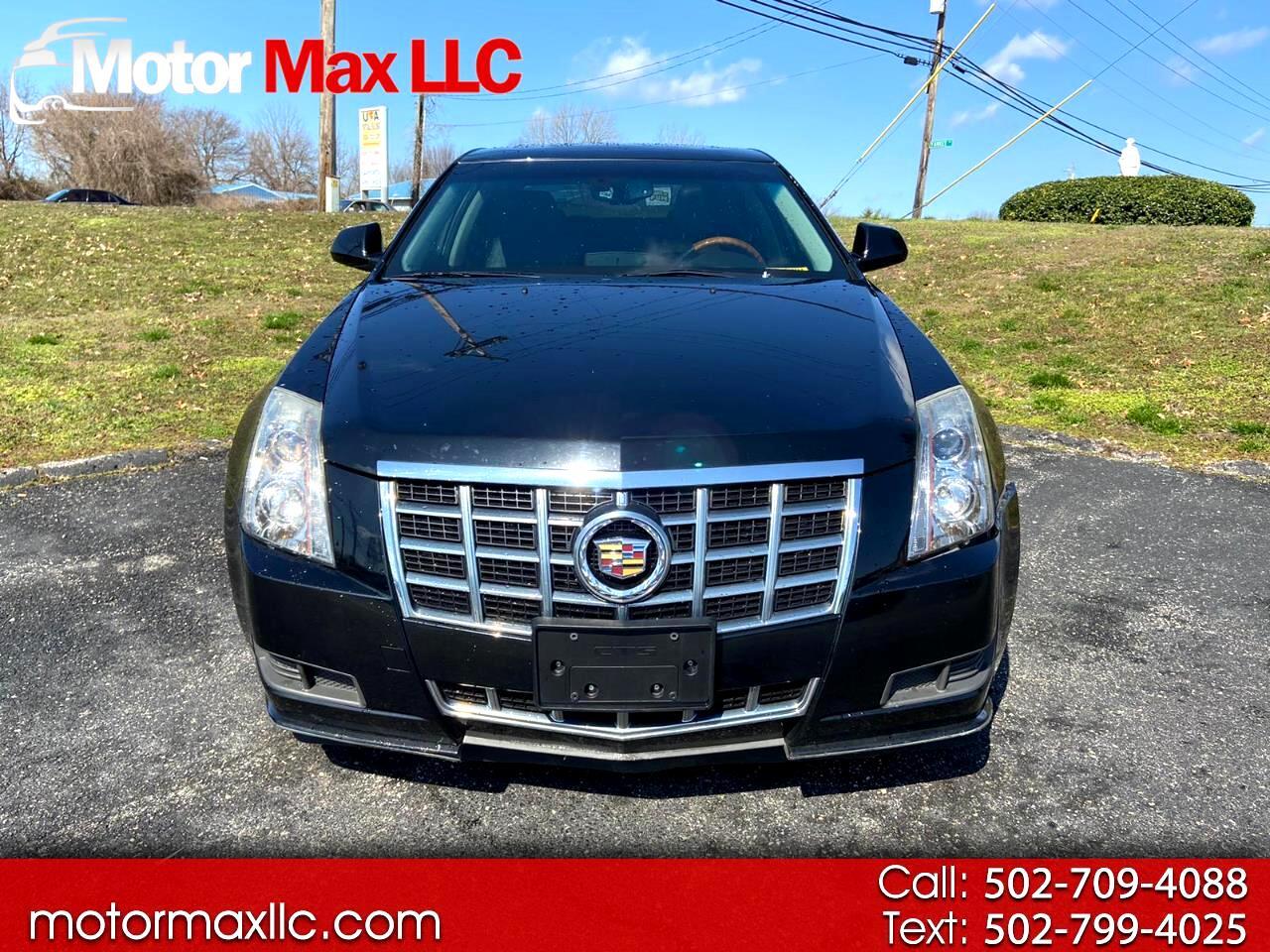 Cadillac CTS Luxury AWD w/ Navi 2013