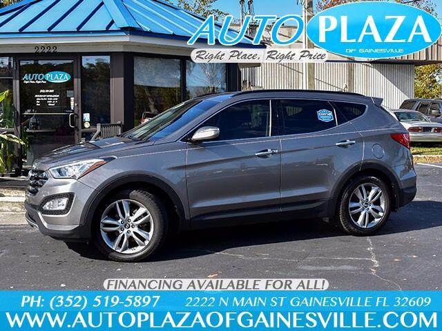 2013 Hyundai Santa Fe Sport 2.0 FWD