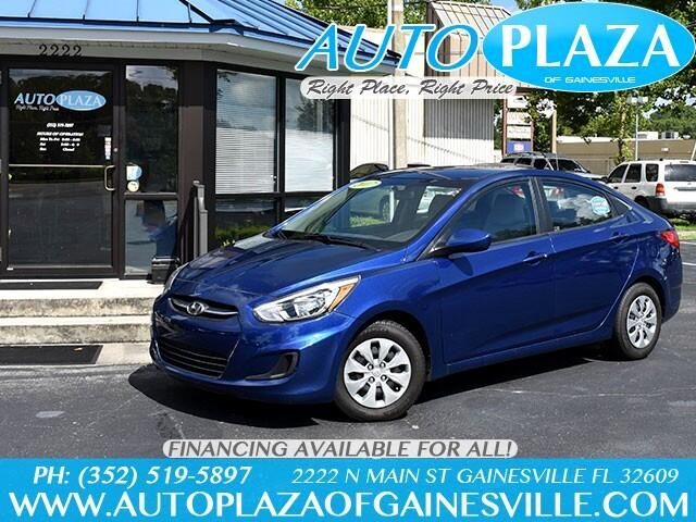 Buy Here Pay Here 2017 Hyundai Accent For Sale In Gainesville Fl