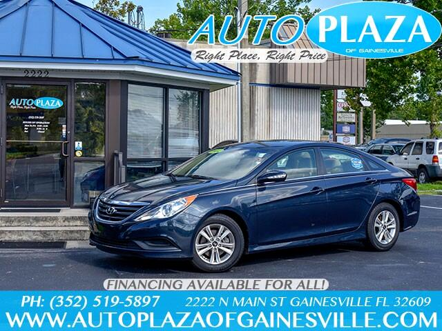 Buy Here Pay Here 2014 Hyundai Sonata For Sale In Gainesville Fl