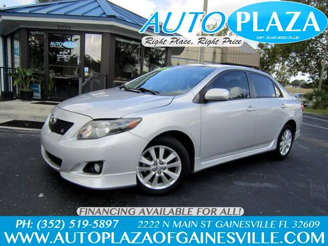Buy Here Pay Here 2010 Toyota Corolla For Sale In Gainesville Fl