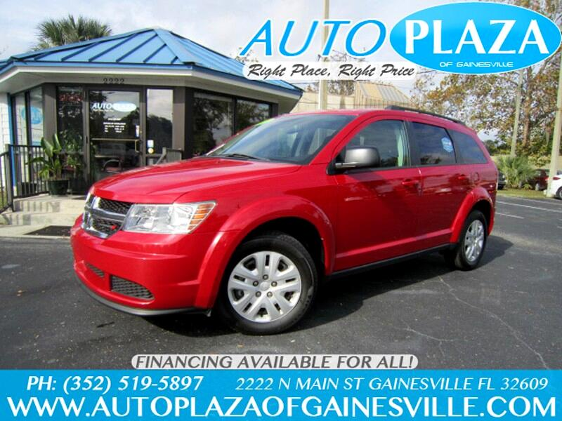 Buy Here Pay Here 2016 Dodge Journey For Sale In Gainesville Fl