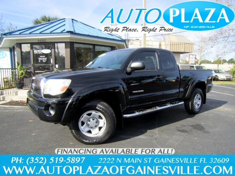 2011 Toyota Tacoma PreRunner Access Cab 2WD