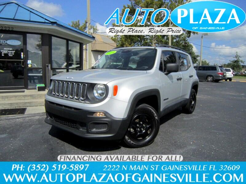 Jeep Renegade Sport 4WD 2015