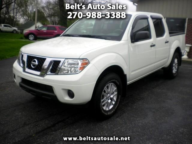 2015 Nissan Frontier SL Crew Cab 5AT 4WD