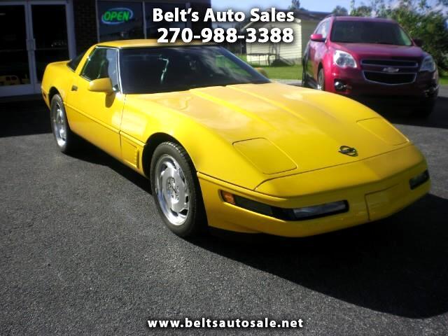 1995 Chevrolet Corvette Coupe