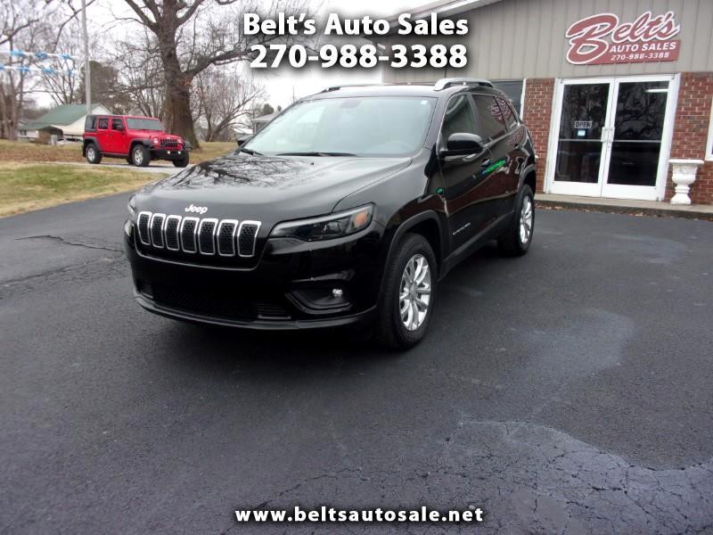 Jeep Cherokee Latitude 4WD 2019