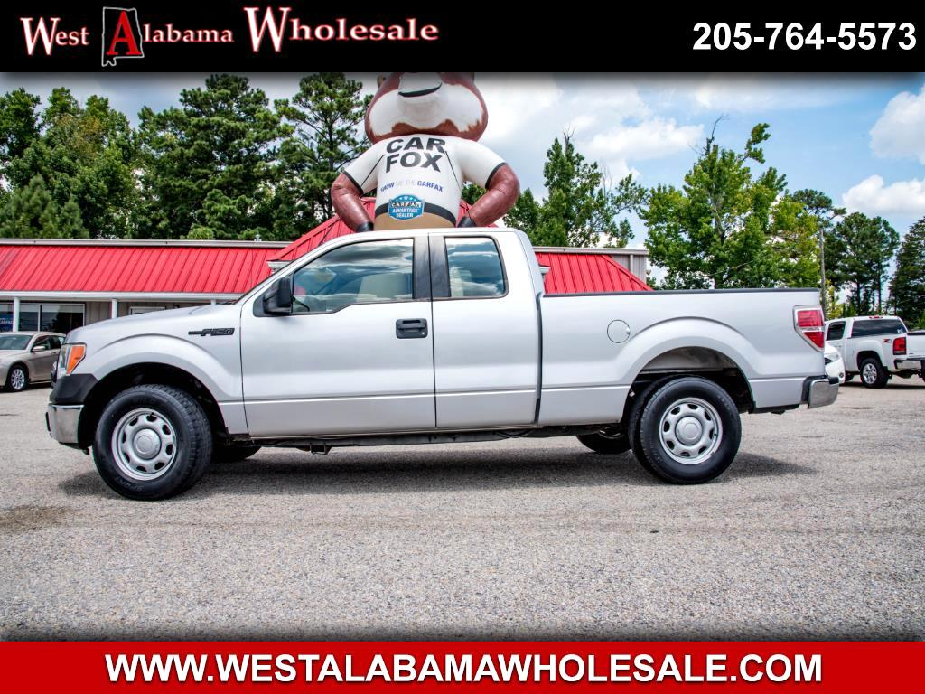 """2010 Ford F-150 2WD SuperCab 145"""" FX2 Sport"""