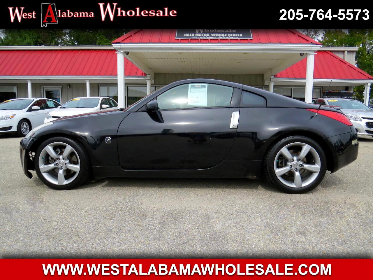 2006 Nissan 350Z 2dr Cpe Manual