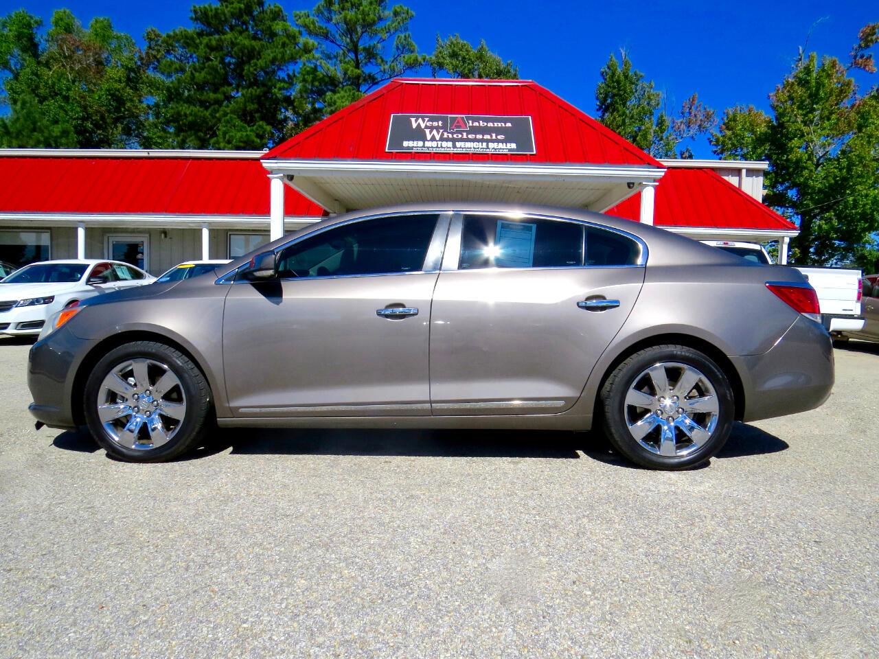 2012 Buick LaCrosse 4dr Sdn Premium 1 FWD