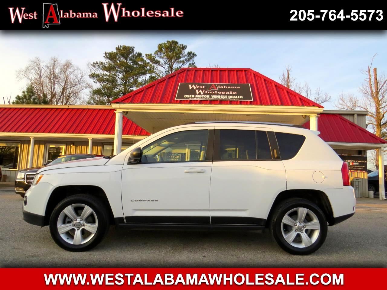 2013 Jeep Compass FWD 4dr Sport