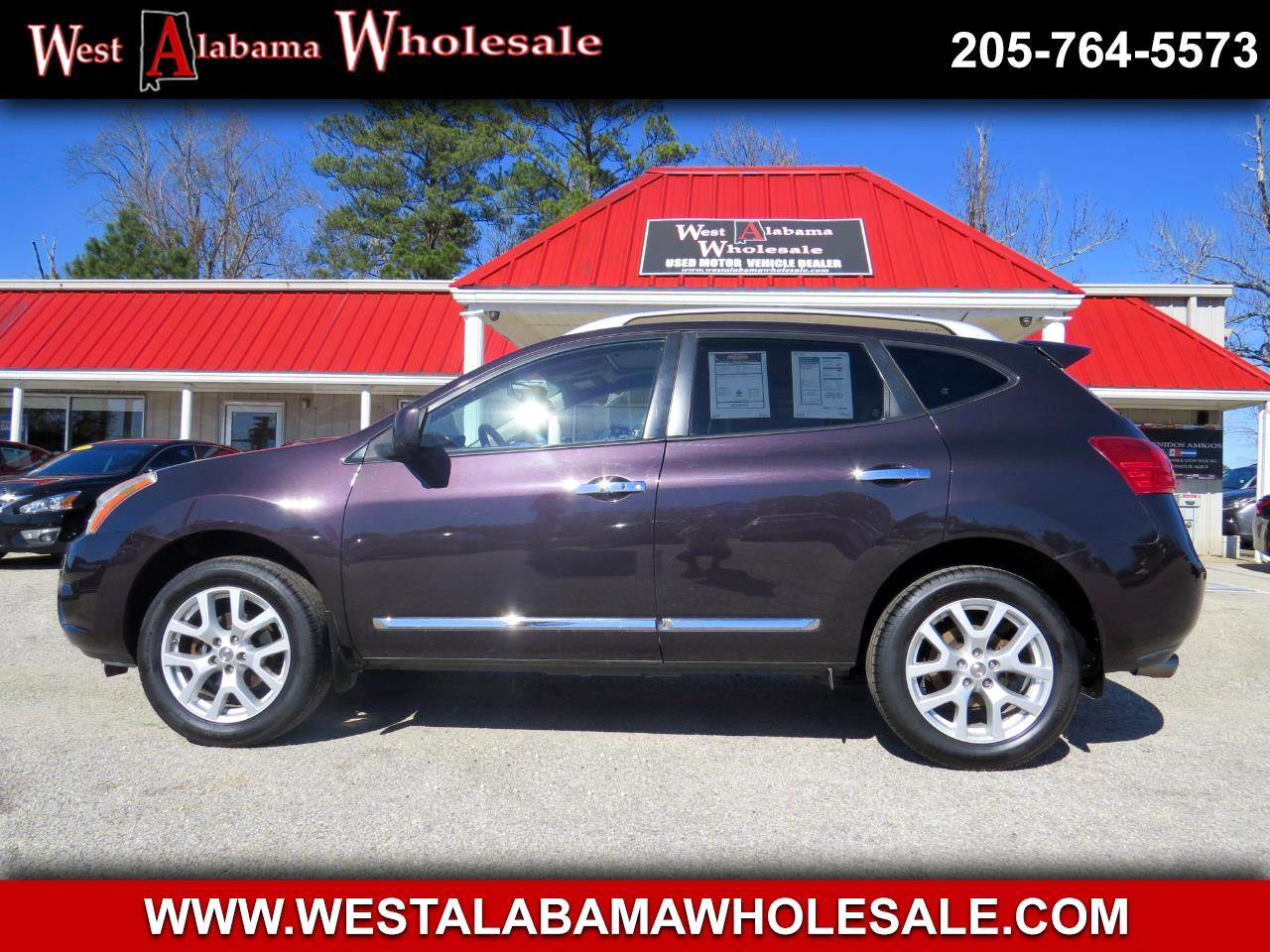 2012 Nissan Rogue AWD 4dr SL