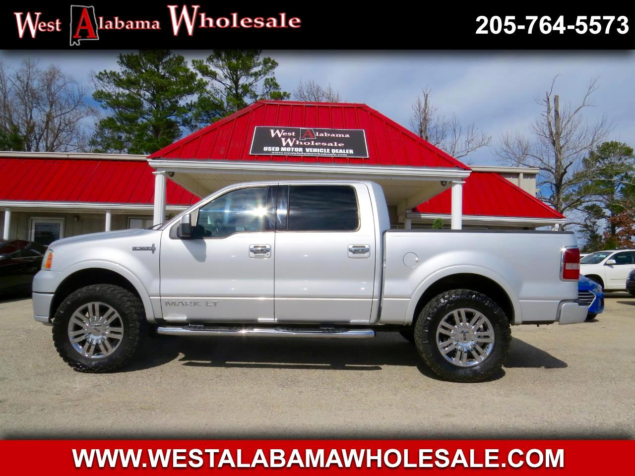 2008 Lincoln Mark LT 4WD Supercrew 150