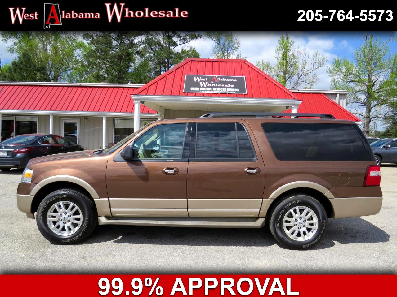 2012 Ford Expedition EL 2WD 4dr King Ranch