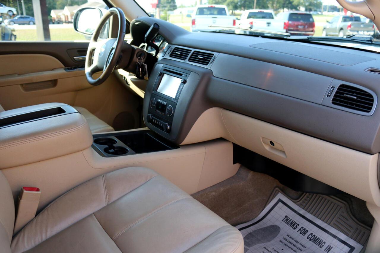 Chevrolet Tahoe 4WD 4dr 1500 LT 2013