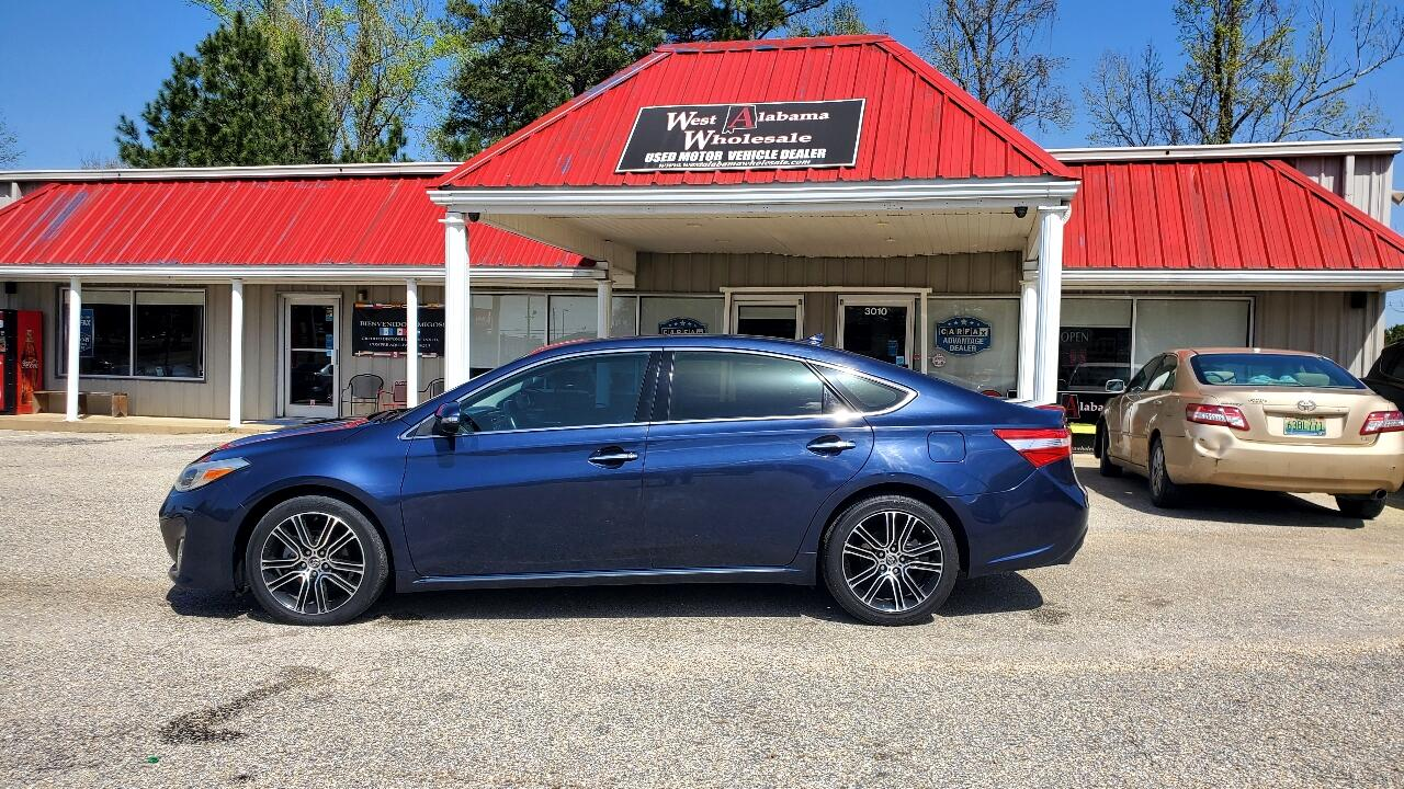 Toyota Avalon 4dr Sdn XLE Touring (Natl) 2015