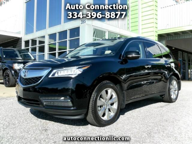 2016 Acura MDX Sport Hybrid SH-AWD w/Advance Package