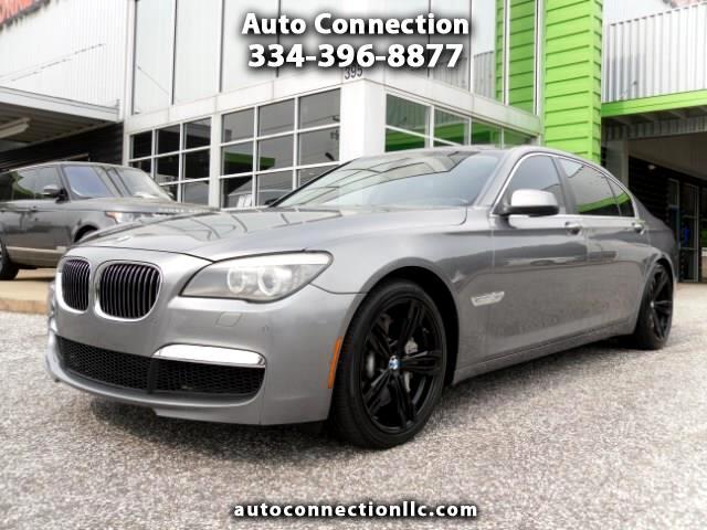2011 BMW 7-Series 750Li xDrive
