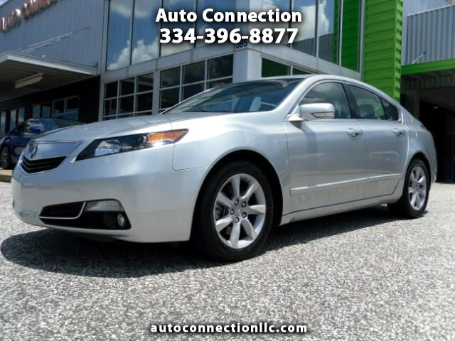 2014 Acura TL 6-Speed AT