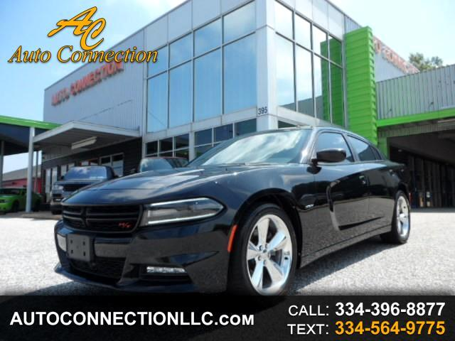 2015 Dodge Charger RT Road & Track