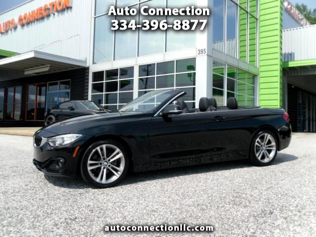2017 BMW 4-Series 428i convertible