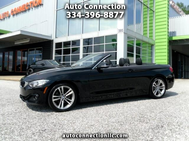 2017 BMW 4-Series 428i convertible