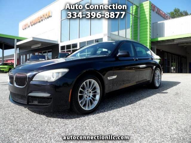 2012 BMW 7 Series 4dr Sdn 740i RWD