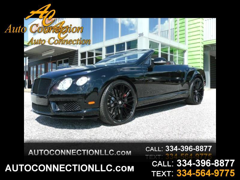 2014 Bentley Continental GT V8 S 2dr Conv