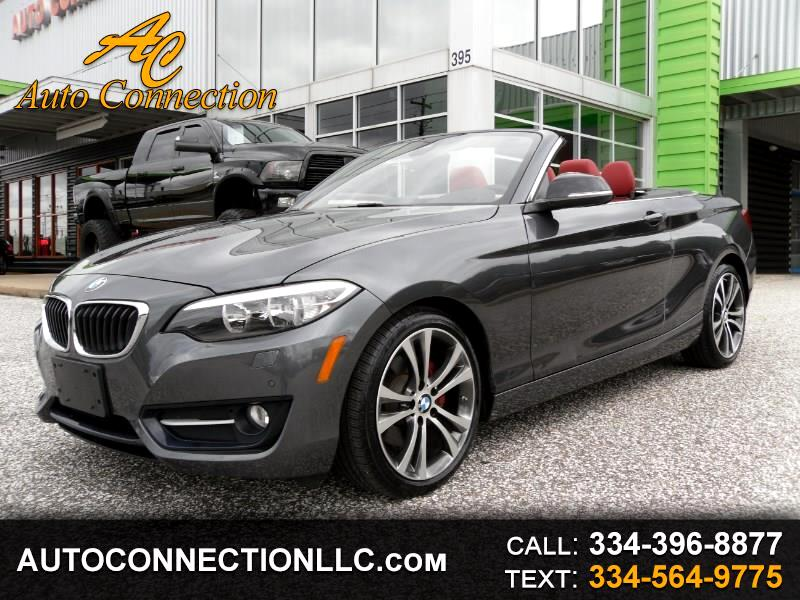 2015 BMW 2 Series 2dr Conv 228i xDrive AWD