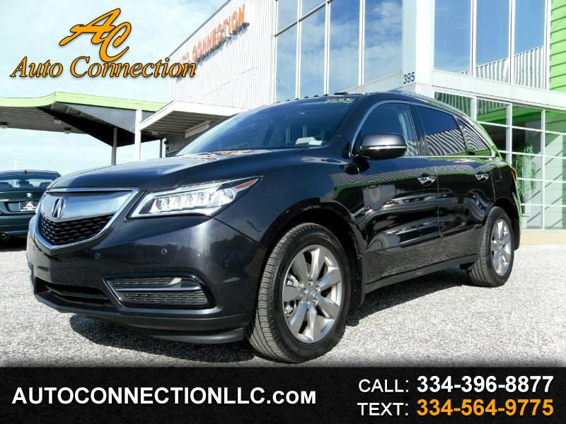 2016 Acura MDX SH-AWD w/Advance Pkg