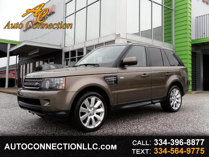 2013 Land Rover Range Rover Sport 4WD 4dr HSE LUX
