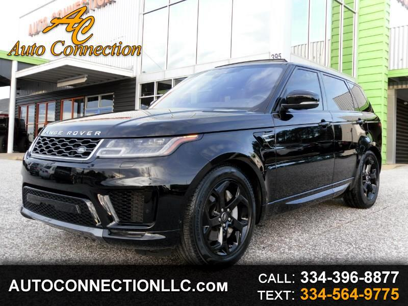 2018 Land Rover Range Rover Sport V6 Supercharged HSE
