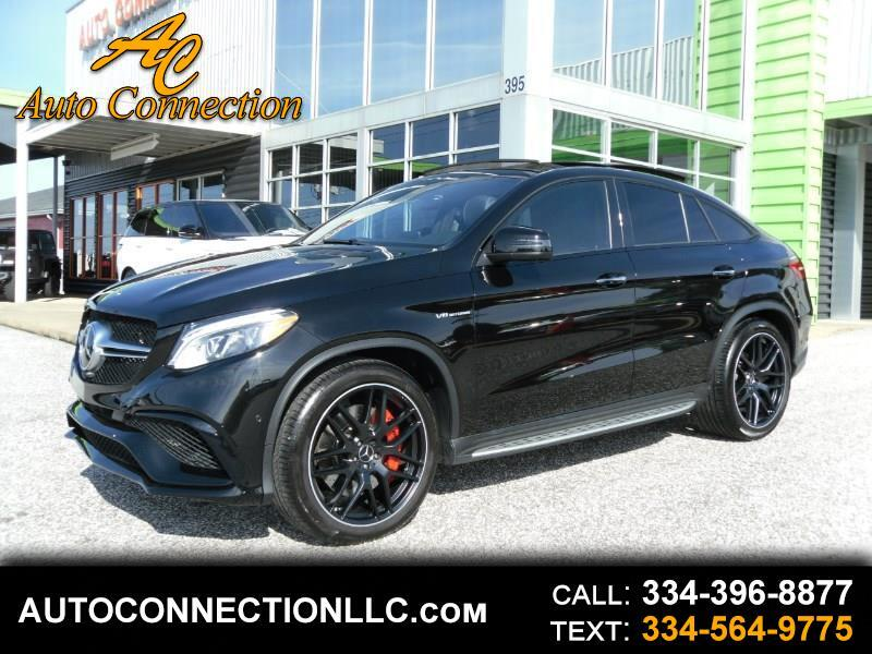 Mercedes-Benz GLE AMG GLE 63 S 4MATIC Coupe 2018