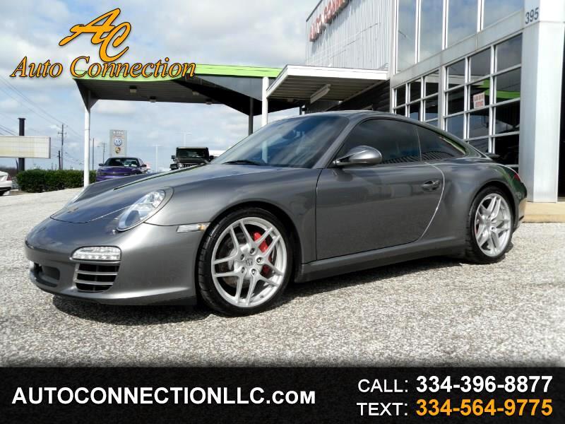 2009 Porsche 911 2dr Cpe Carrera 4S