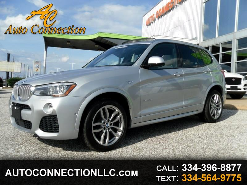 2015 BMW X3 AWD 4dr xDrive28d