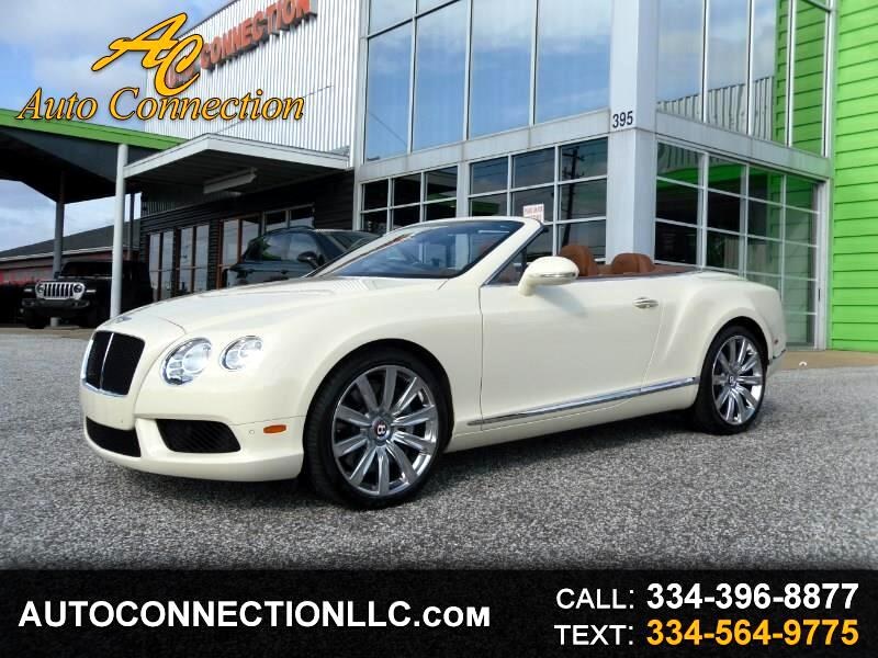 2015 Bentley Continental GT V8 2dr Conv