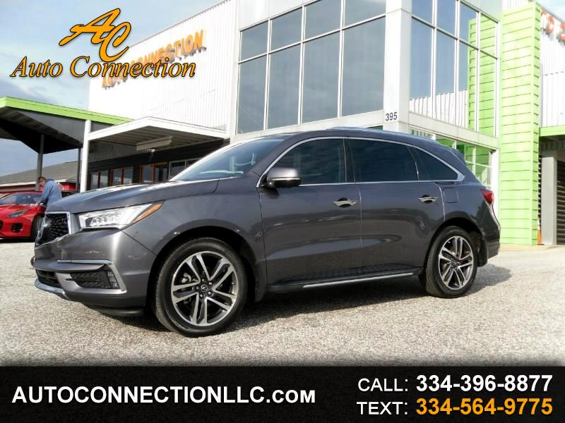 2017 Acura MDX FWD w/Advance Pkg