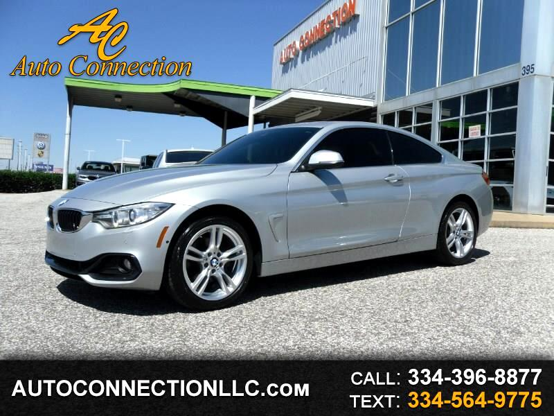 2017 BMW 4 Series 430i xDrive Coupe SULEV