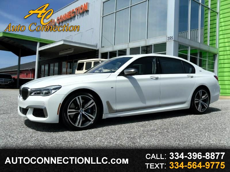 2017 BMW 7 Series M760i xDrive Sedan