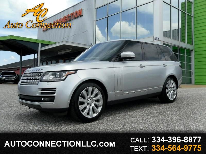 2013 Land Rover Range Rover 4WD 4dr SC