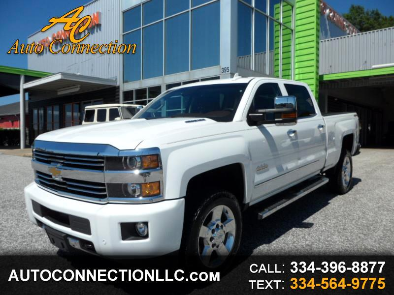 "2016 Chevrolet Silverado 2500HD 4WD Crew Cab 153.7"" High Country"