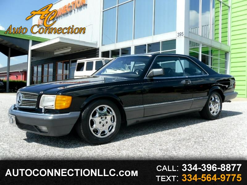 1991 Mercedes-Benz 560 Series 2dr Coupe 560SEC