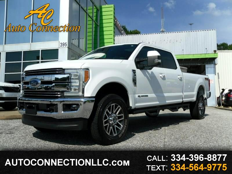 Ford Super Duty F-350 SRW Lariat 4WD Crew Cab 8' Box 2017