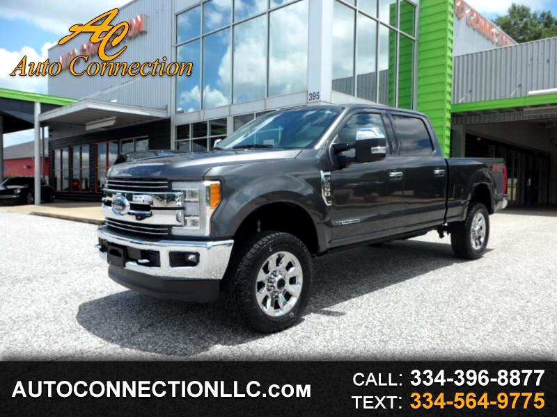 2018 Ford Super Duty F-250 SRW LARIAT 4WD Crew Cab 6.75' Box