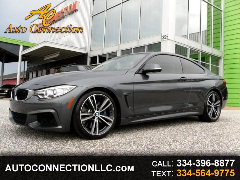 2016 BMW 4 Series 2dr Cpe 435i RWD