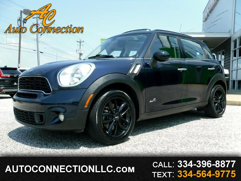 2012 MINI Cooper Countryman AWD 4dr S ALL4