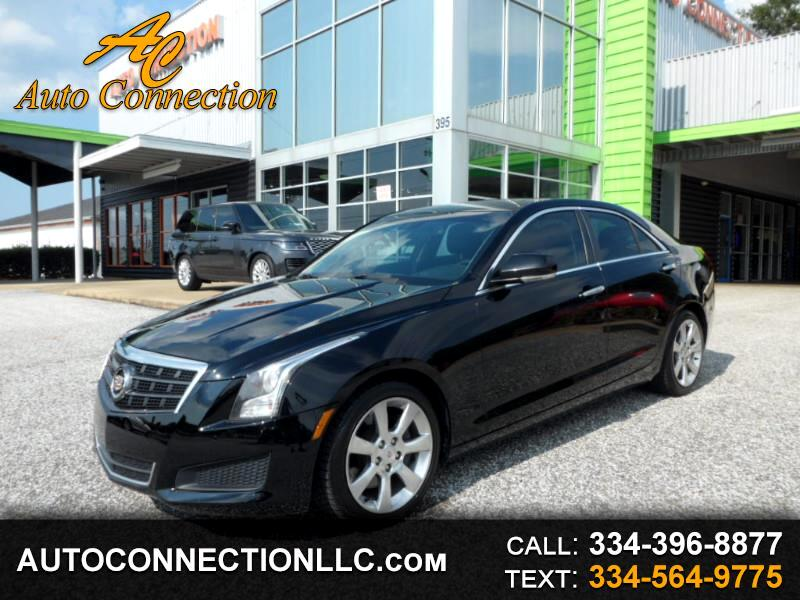 2013 Cadillac ATS 4dr Sdn 2.5L Luxury RWD