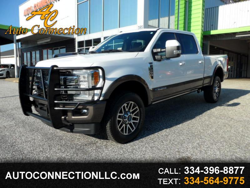 2017 Ford Super Duty F-250 SRW King Ranch 4WD Crew Cab 8' Box